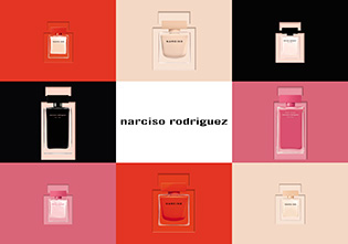 Exklusive NARCISO RODRIGUEZ Geschenk-Aktion